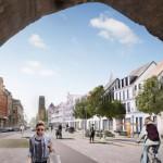 Photoshop-Ansicht vom Steintor-NPS Tschoban Voss