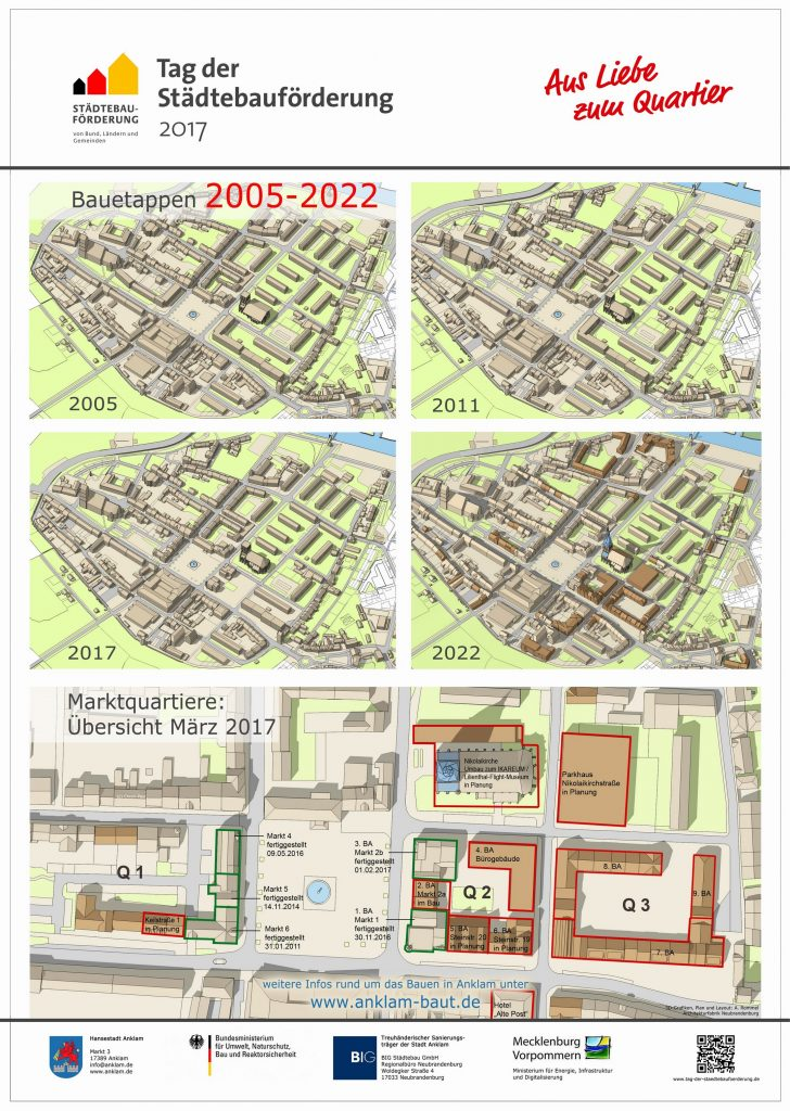 Plakat6 Karten 2005-2022Anklam baut 2017 (verkleinert)